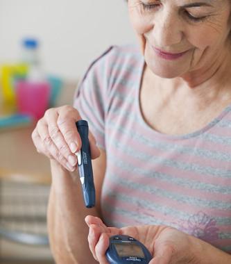 effects of diabetes in elderly
